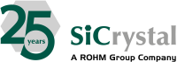 SiCrystal AG - Your European Supplier for Silicon Carbide Wafers